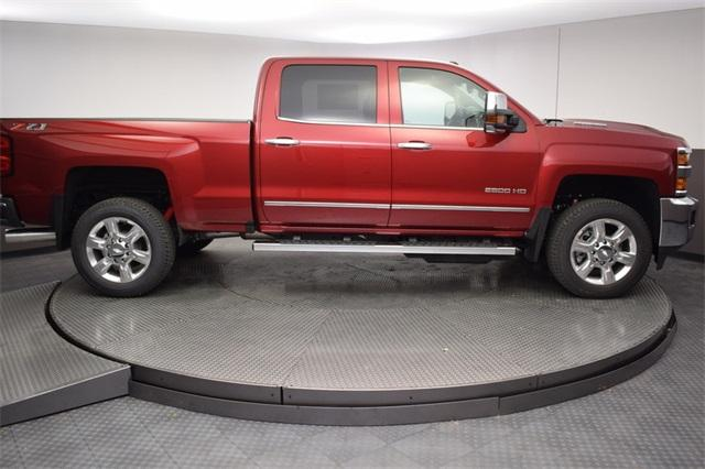 2019 Silverado 2500 Crew Cab 4x4,  Pickup #190145 - photo 6