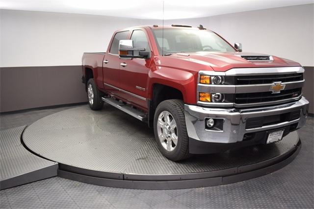 2019 Silverado 2500 Crew Cab 4x4,  Pickup #190145 - photo 7
