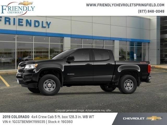 2019 Colorado Crew Cab 4x4,  Pickup #190360 - photo 1