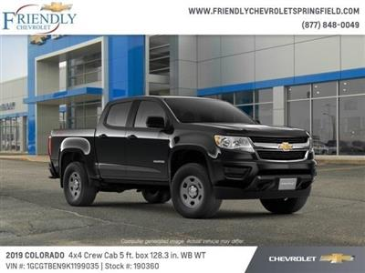 2019 Colorado Crew Cab 4x4,  Pickup #190360 - photo 3