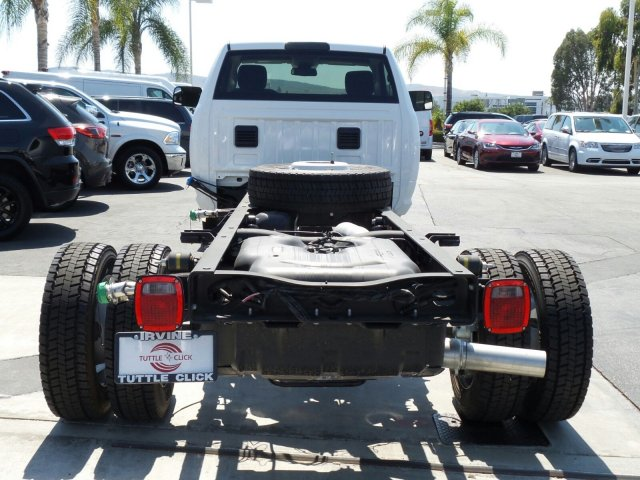 2016 Ram 5500 Regular Cab DRW 4x4, Cab Chassis #J282077 - photo 6