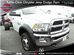 2016 Ram 5500 Regular Cab DRW 4x4, Cab Chassis #J282077 - photo 1