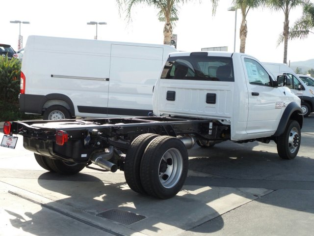 2017 Ram 5500 Regular Cab DRW, Cab Chassis #J284676 - photo 2