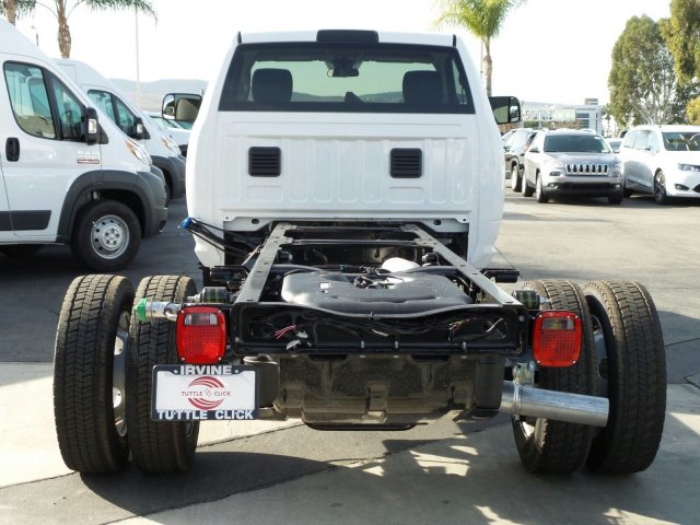 2017 Ram 5500 Regular Cab DRW, Cab Chassis #J284676 - photo 5