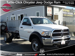 2017 Ram 5500 Regular Cab DRW, Cab Chassis #J284676 - photo 1