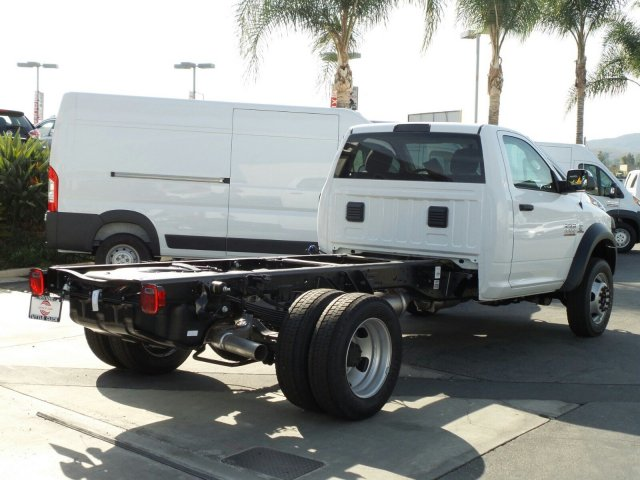 2017 Ram 5500 Regular Cab DRW, Cab Chassis #J284677 - photo 2