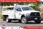 2017 Ram 5500 Regular Cab DRW 4x2,  Knapheide Contractor Body #J284677 - photo 1