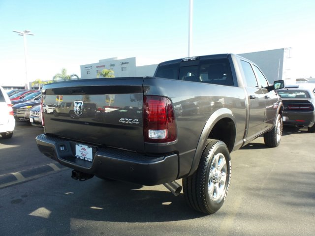 2018 Ram 2500 Crew Cab 4x4, Pickup #J287399 - photo 2