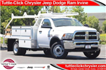 2018 Ram 4500 Regular Cab DRW 4x2,  Scelzi Contractor Body #J287759 - photo 1
