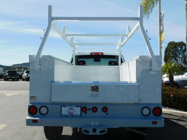 2018 Ram 2500 Regular Cab, Scelzi Service Body #J289094 - photo 4