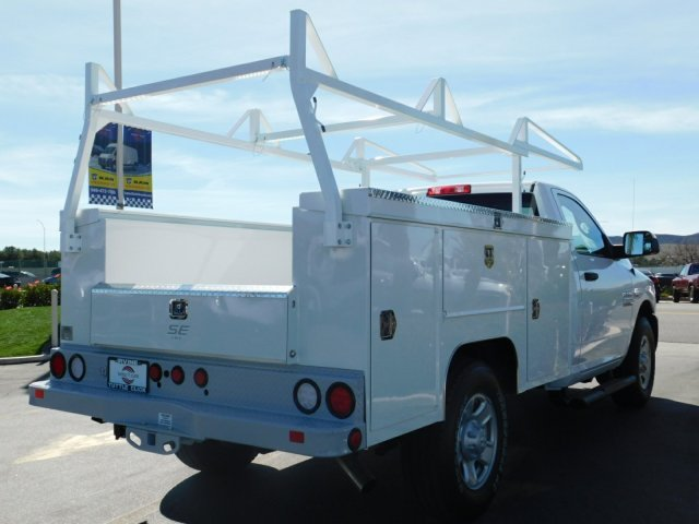 2018 Ram 2500 Regular Cab 4x2,  Scelzi Service Body #J289094 - photo 2