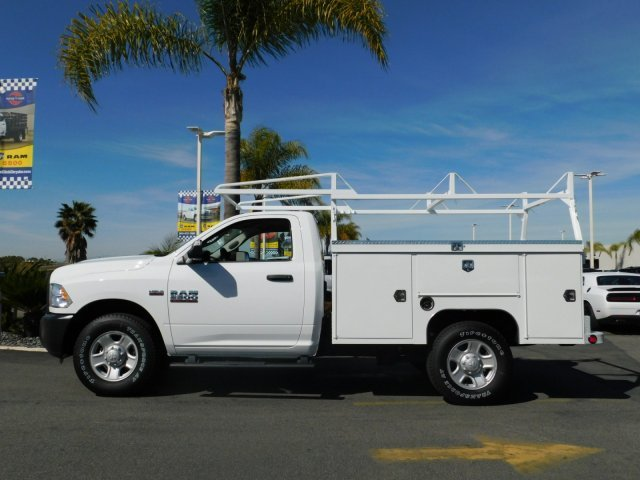 2018 Ram 2500 Regular Cab 4x2,  Scelzi Service Body #J289094 - photo 5