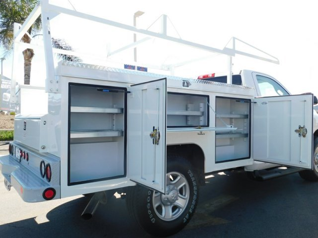 2018 Ram 2500 Regular Cab 4x2,  Scelzi Service Body #J289094 - photo 10