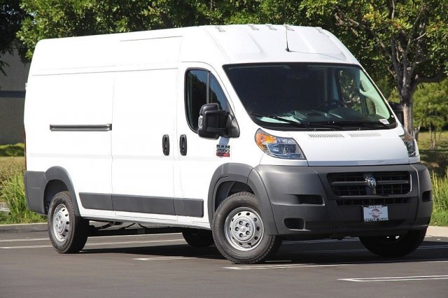 2018 ProMaster 2500 High Roof, Cargo Van #J289121 - photo 3