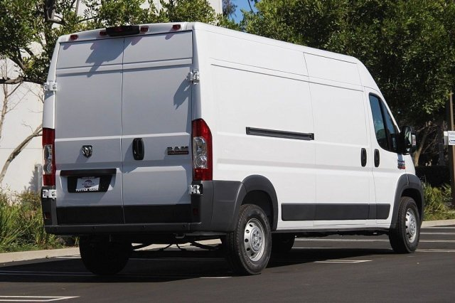 2018 ProMaster 2500 High Roof, Cargo Van #J289121 - photo 7