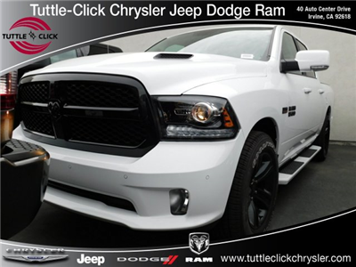 2018 Ram 1500 Crew Cab 4x4, Pickup #J289226 - photo 1