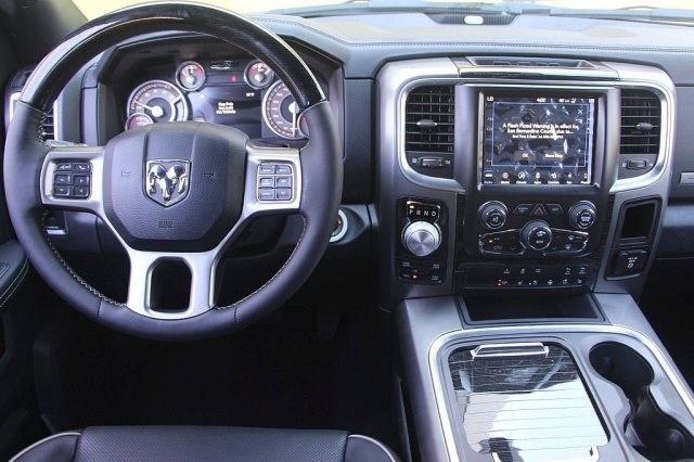 2018 Ram 1500 Crew Cab 4x4,  Pickup #J290246 - photo 12