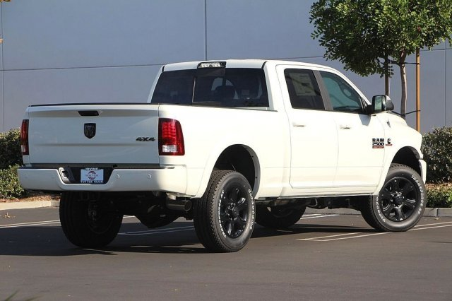 2018 Ram 2500 Crew Cab 4x4,  Pickup #J290656 - photo 2