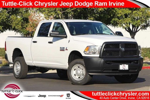 2018 Ram 2500 Crew Cab 4x4,  Pickup #J290726 - photo 1