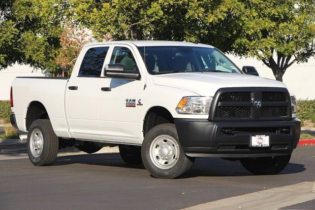 2018 Ram 2500 Crew Cab 4x4,  Pickup #J290726 - photo 3