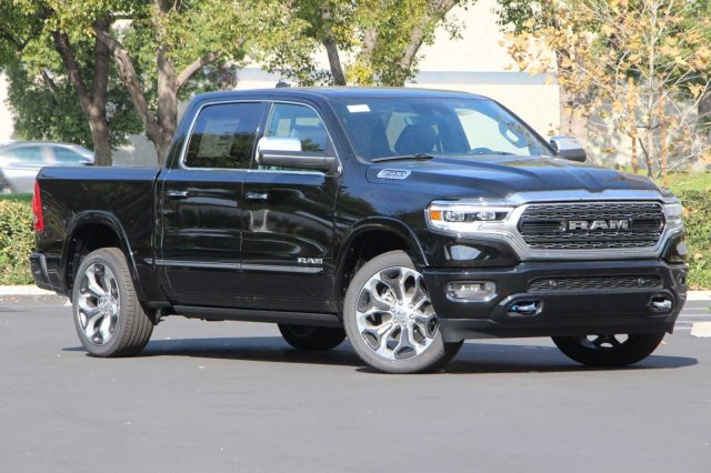 2019 Ram 1500 Crew Cab 4x4,  Pickup #J291280 - photo 3