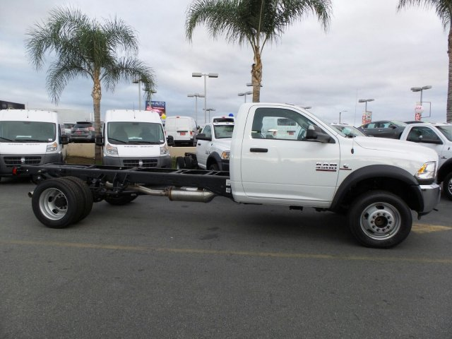 2017 Ram 4500 Regular Cab DRW, Cab Chassis #JC284469 - photo 5