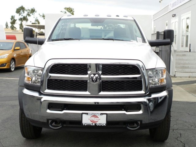 2017 Ram 4500 Regular Cab DRW, Scelzi Welder Body #JC284733 - photo 3