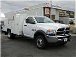 2017 Ram 4500 Regular Cab DRW, Scelzi Welder Body #JC284733 - photo 1