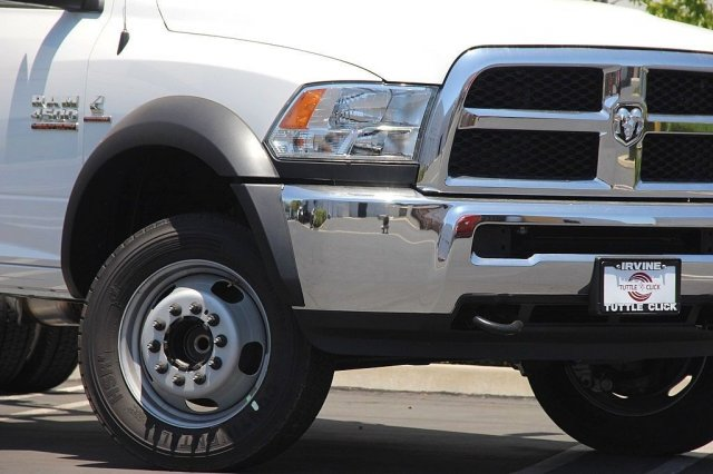 2018 Ram 4500 Regular Cab DRW 4x2,  Cab Chassis #JC289438 - photo 4