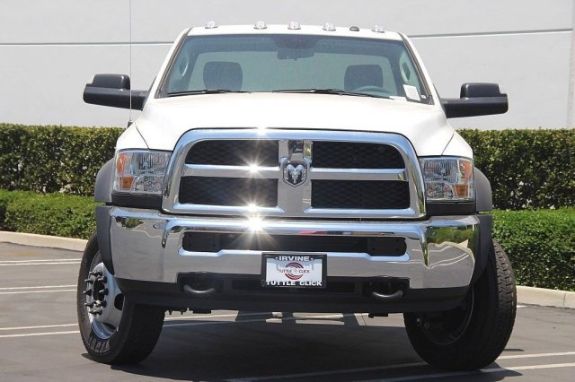 2018 Ram 4500 Regular Cab DRW 4x2,  Cab Chassis #JC289438 - photo 5