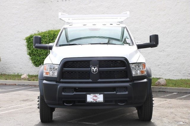 2018 Ram 4500 Crew Cab DRW 4x2,  Cab Chassis #JC289622 - photo 5