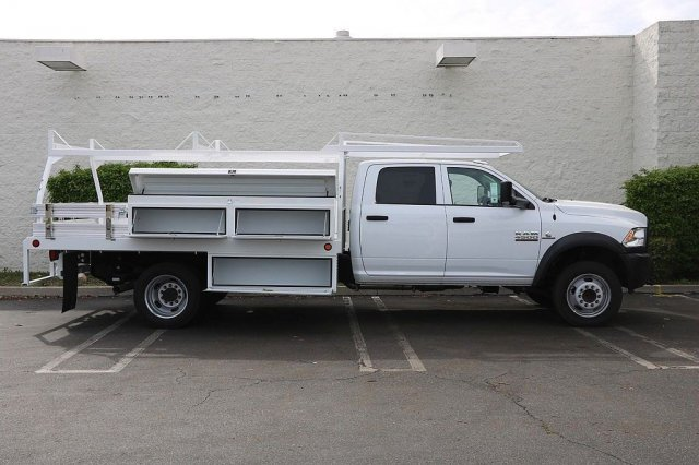 2018 Ram 4500 Crew Cab DRW 4x2,  Cab Chassis #JC289622 - photo 6