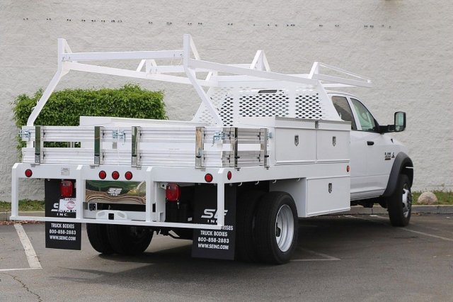 2018 Ram 4500 Crew Cab DRW 4x2,  Cab Chassis #JC289622 - photo 2