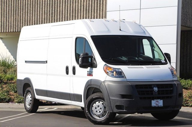 2018 ProMaster 2500 High Roof FWD,  Empty Cargo Van #JC290991 - photo 3