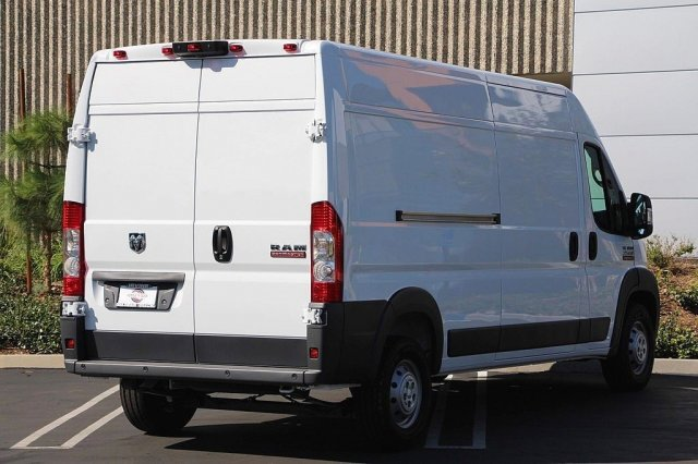 2018 ProMaster 2500 High Roof FWD,  Empty Cargo Van #JC290991 - photo 7