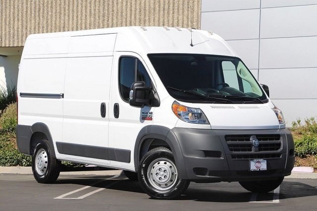 2018 ProMaster 2500 High Roof FWD,  Empty Cargo Van #JC291008 - photo 3