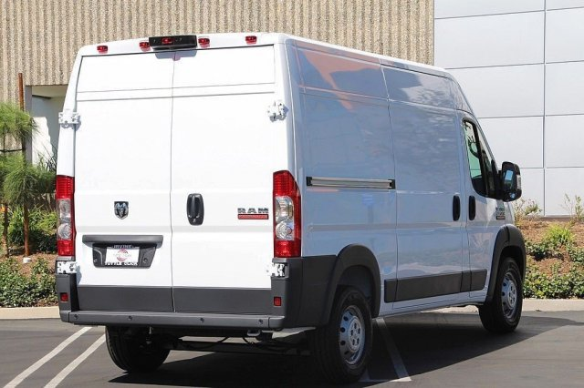 2018 ProMaster 2500 High Roof FWD,  Empty Cargo Van #JC291008 - photo 7