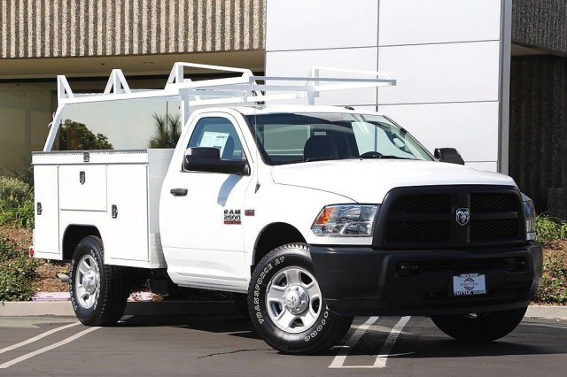 2018 Ram 2500 Regular Cab 4x2,  Scelzi Service Body #JC291035 - photo 3