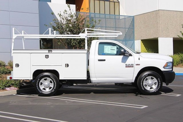2018 Ram 2500 Regular Cab 4x2,  Scelzi Service Body #JC291035 - photo 6
