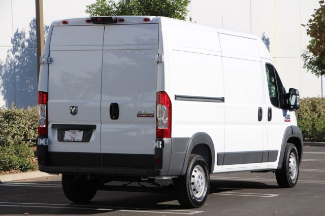 2018 ProMaster 2500 High Roof FWD,  Empty Cargo Van #JC291101 - photo 7