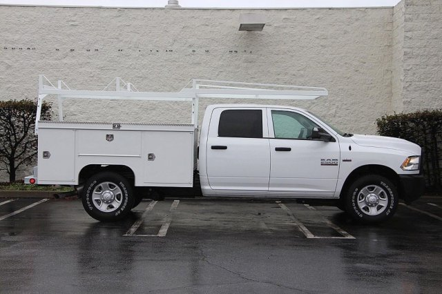2018 Ram 2500 Crew Cab 4x2,  Scelzi Service Body #JC291122 - photo 6