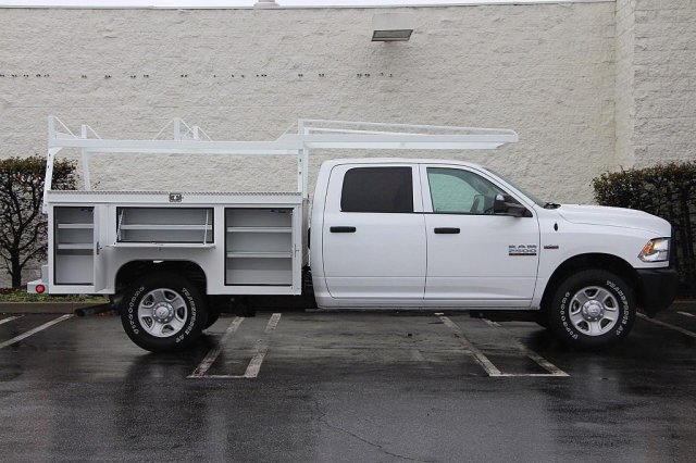 2018 Ram 2500 Crew Cab 4x2,  Scelzi Service Body #JC291122 - photo 7