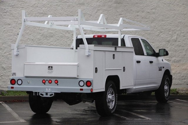 2018 Ram 2500 Crew Cab 4x2,  Scelzi Service Body #JC291122 - photo 2