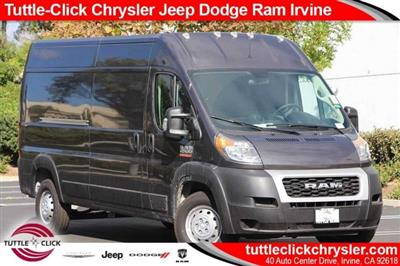 2019 ProMaster 2500 High Roof FWD,  Empty Cargo Van #JC291195 - photo 1