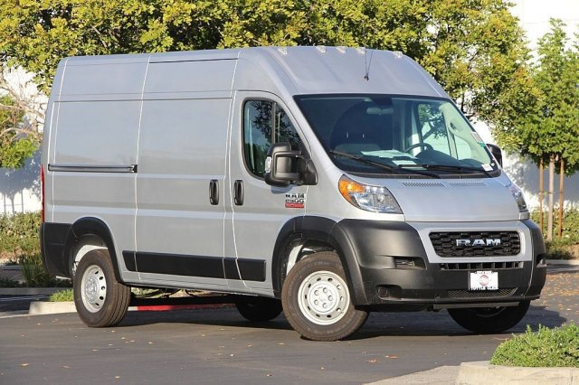 2019 ProMaster 2500 High Roof FWD,  Empty Cargo Van #JC291639 - photo 3