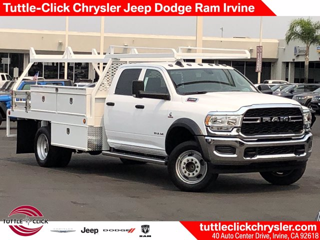 2020 Ram 5500 Crew Cab DRW 4x2, Scelzi Contractor Body #JC295439 - photo 1