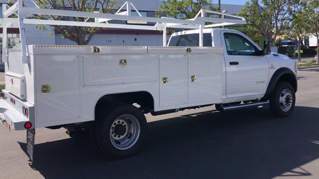 2020 Ram 4500 Regular Cab DRW 4x2, Scelzi Service Body #JC295822 - photo 1