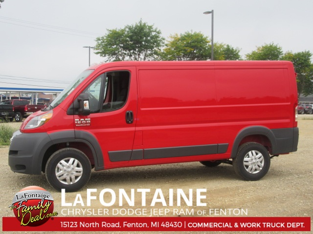2017 ProMaster 1500 Low Roof, Cargo Van #17U1013 - photo 28