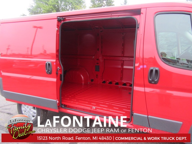 2017 ProMaster 1500 Low Roof, Cargo Van #17U1013 - photo 4