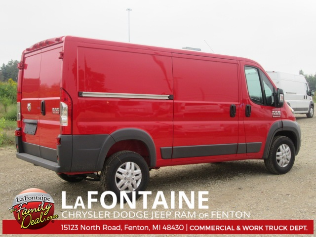 2017 ProMaster 1500 Low Roof, Cargo Van #17U1013 - photo 6